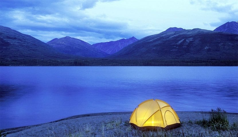 Qué cosas debes llevar si vas de acampada 2