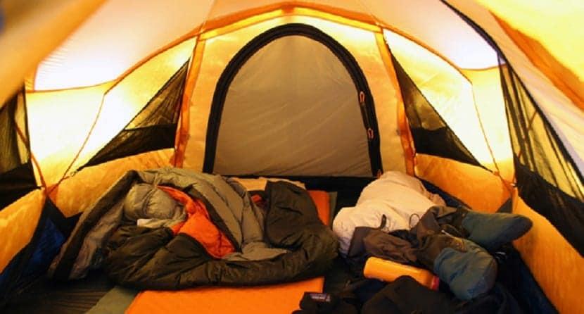 Qué cosas debes llevar si vas de acampada 3