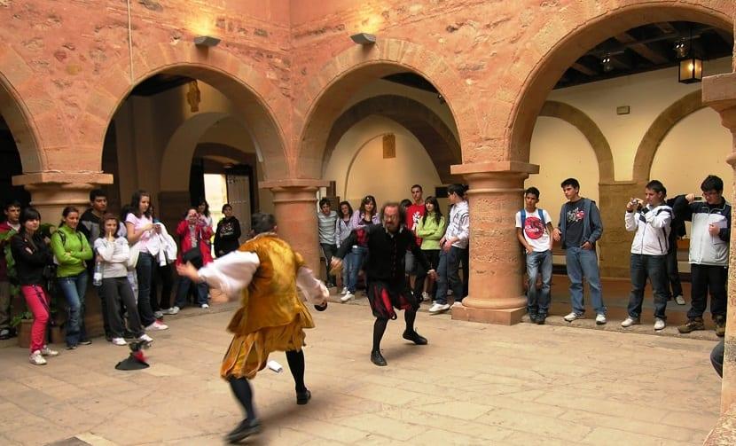 Rutas turísticas para los amantes de la literatura - Siglo del oro