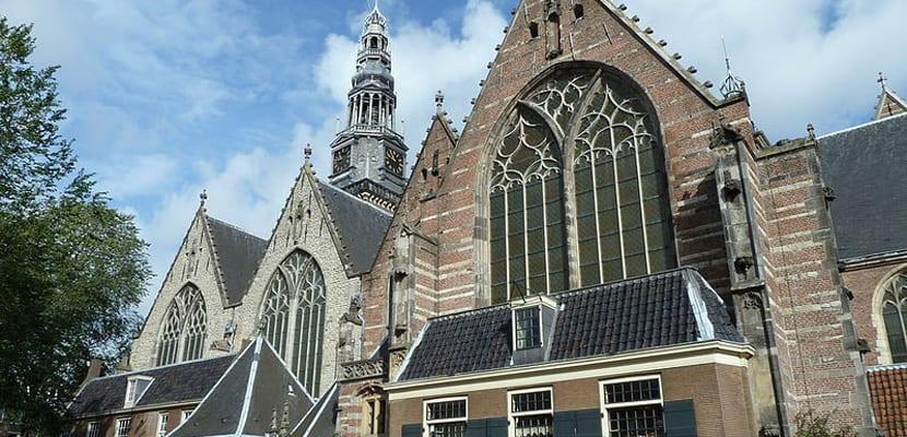 Iglesia Vieja de Ámsterdam