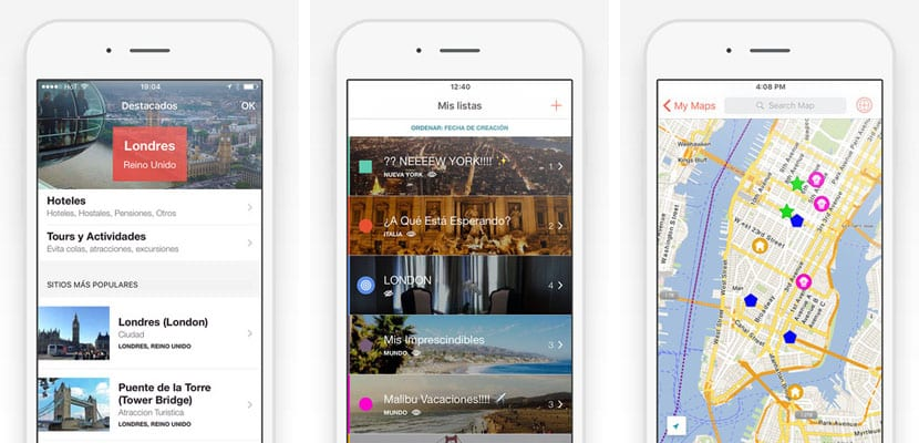 Apps para viaja, City Maps 2 go