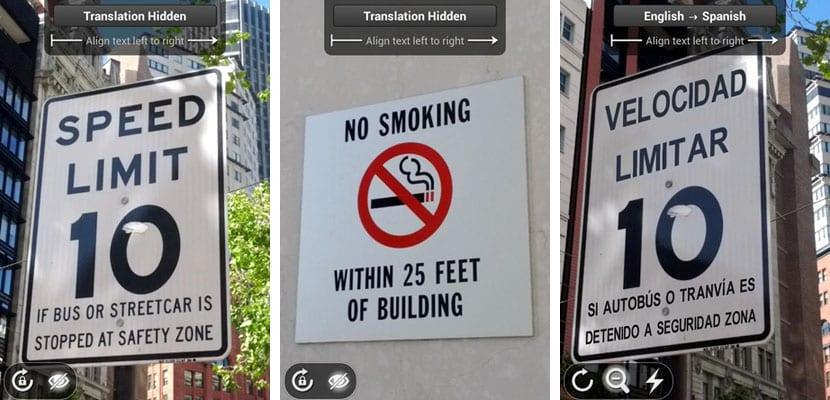 Apps para viajar, Word Lens