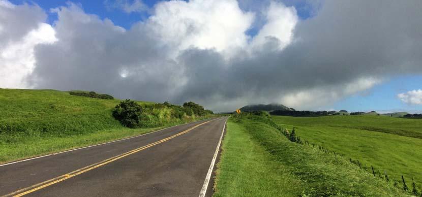 Big Island en coche