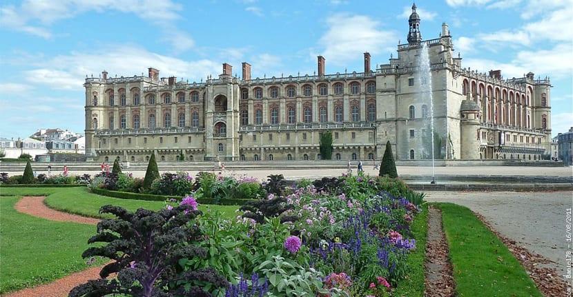 Castillo de St Germain en Laye