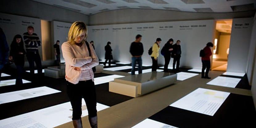 Centro de Visitantes del Memorial del Holocausto