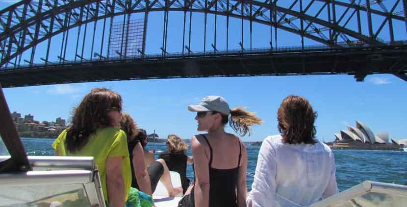 Cruceros en Sidney