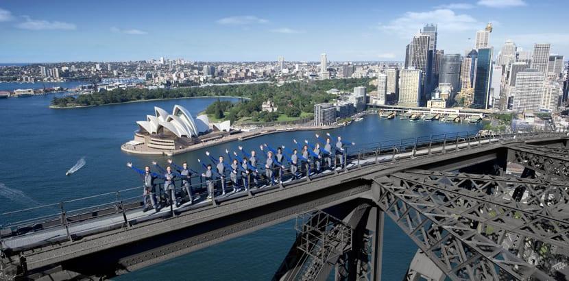 Escalar el Puente de Sidney