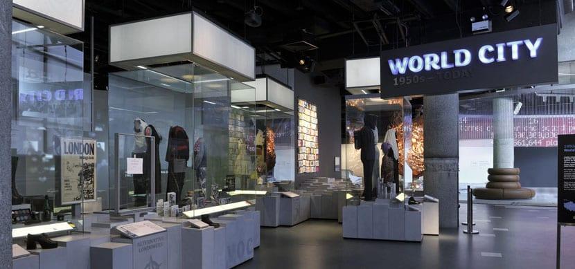 Galería del Museo de Londres