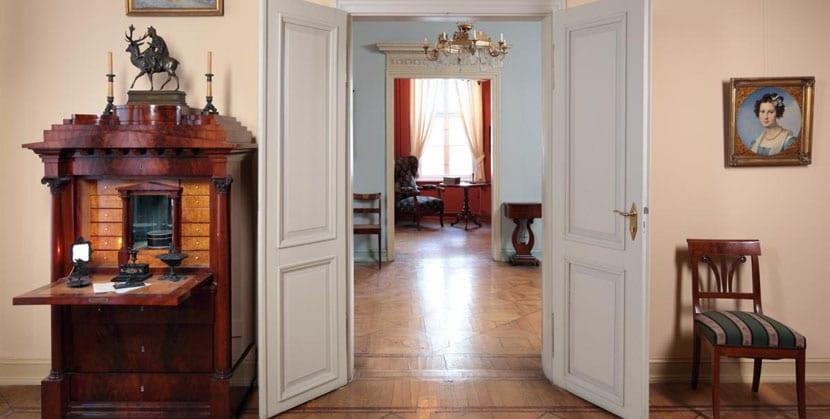 Interior del Knoblauchhaus