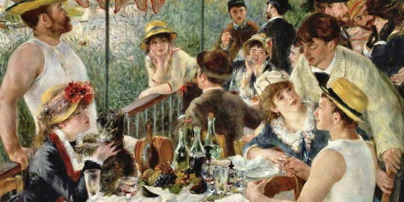 La Fiesta del Bote de Renoir