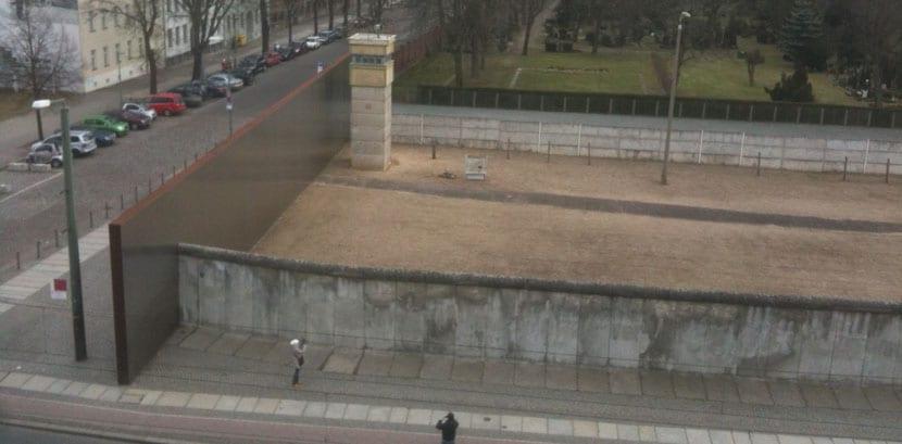 Memorial del Muro de Berlín 2