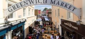 Mercado Greenwich