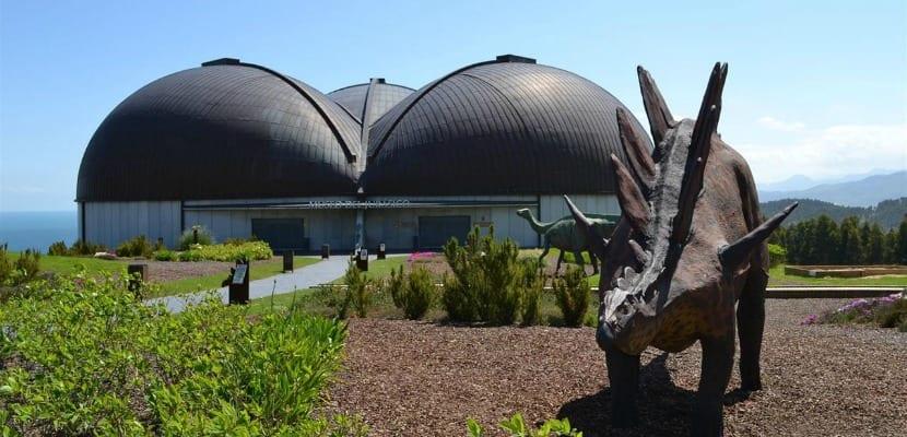 museo asturias dinosaurios