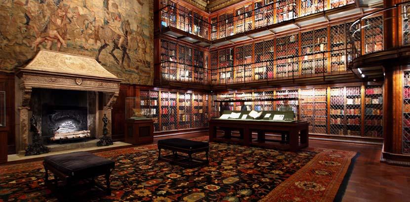 Museo y Librería Morgan