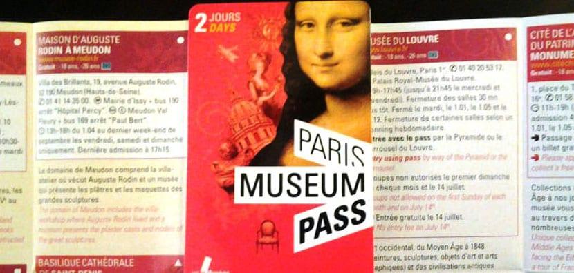 París Museum Pass 1