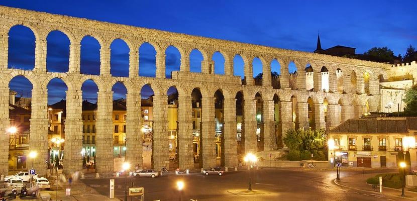 Acueducto de Segovia, Patrimonio de la Humanidad