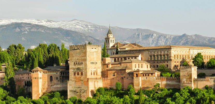 La Alhambra Patrimonio de la Humanidad