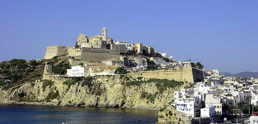 Dalt vila e Ibiza