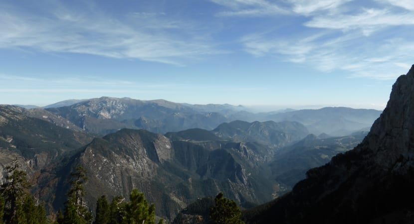 pedraforca pico catalunya