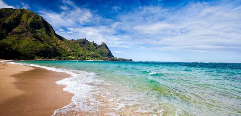 Playa en Big Island