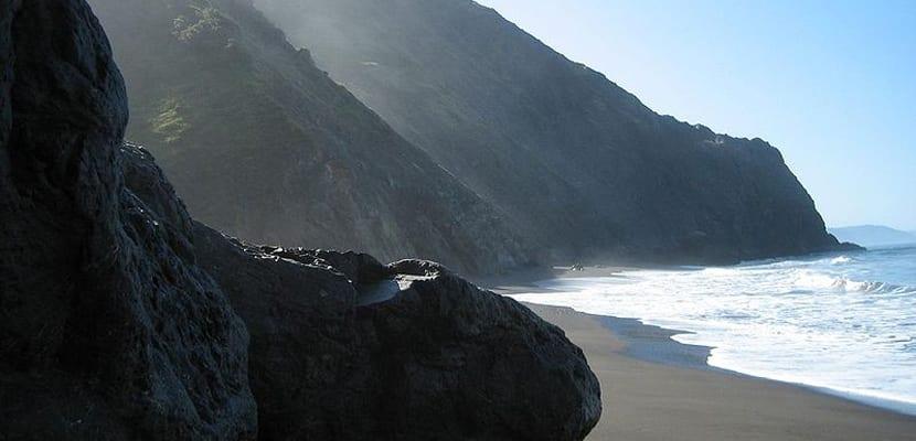 Lost Coast en California