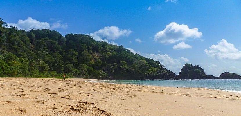 Playas de Brasil Baía do Sancho