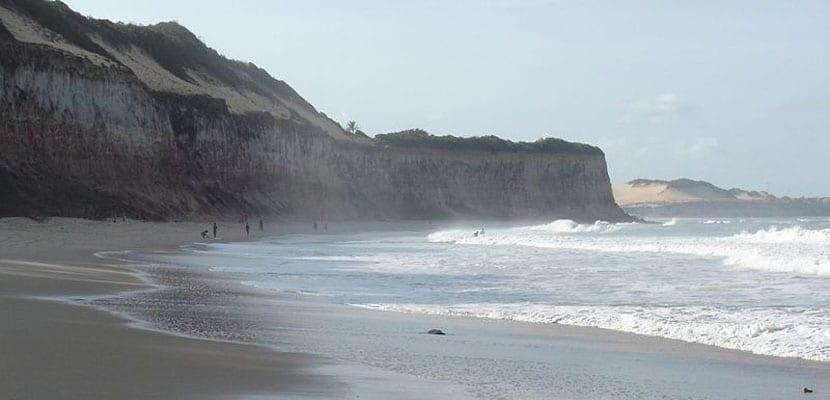 Playas de Brasil, Baía dos Golfinhos