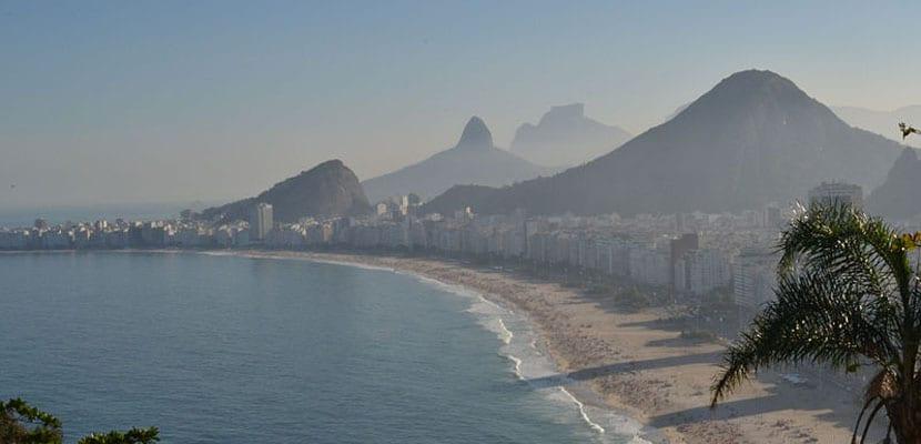 Playas de Brasil, Copacabana