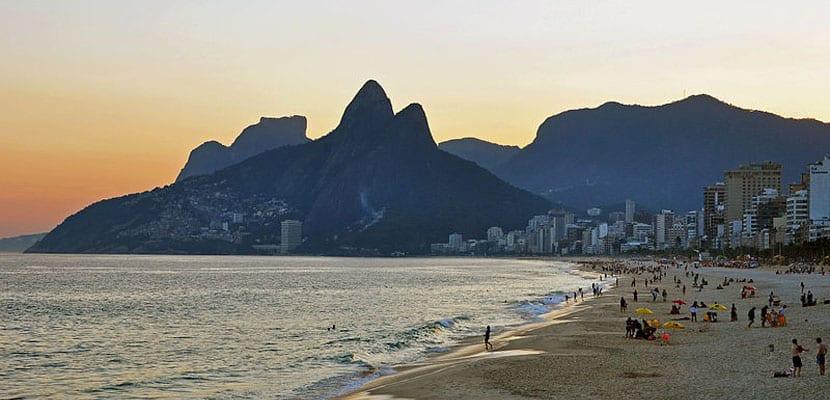 Playas de Brasil, Ipanema