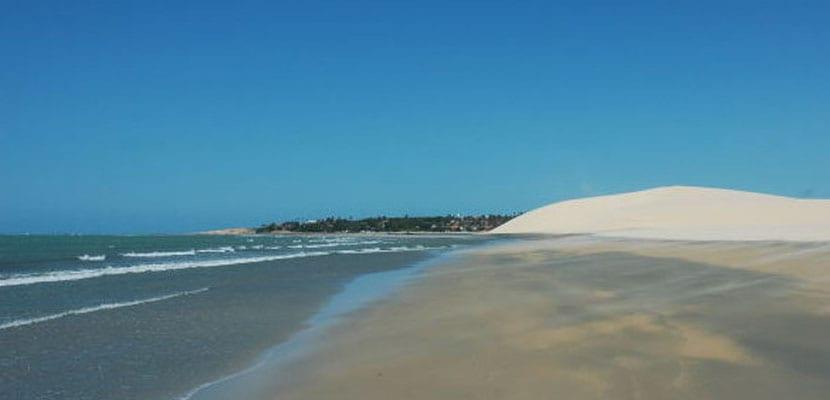 Playas de Brasil, Jericoacoara