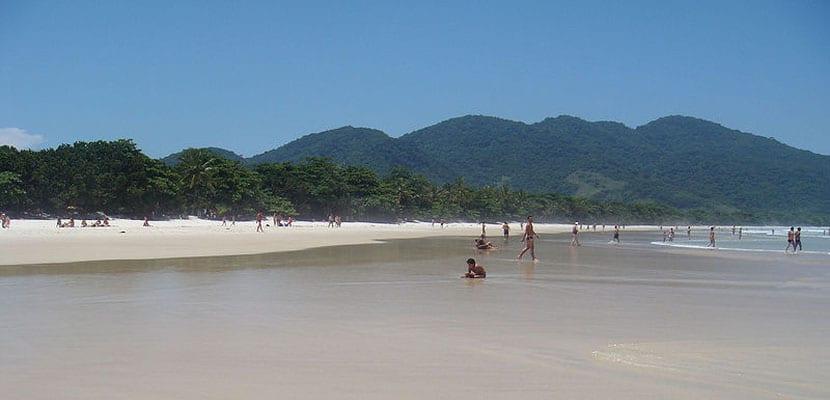 Playas de Brasil, Lopes Mendes
