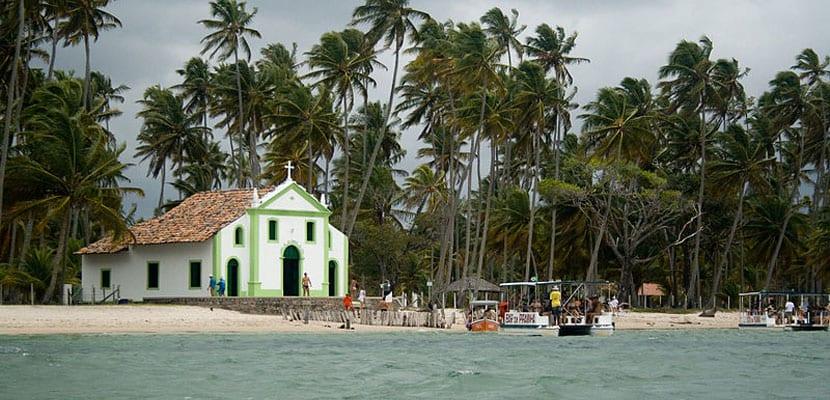 Playas de Brasil, Praia dos Carneiros