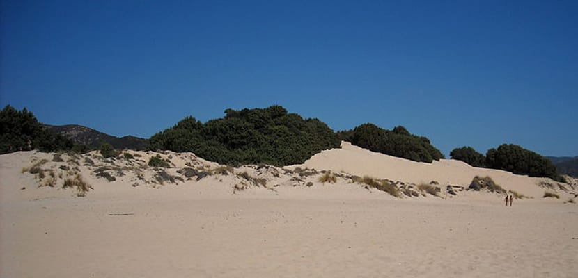 Playas de Cerdeña, Su Giudeu