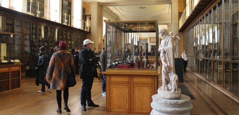 Salas del Museo Británico