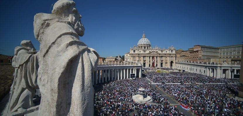 Semana Santa en el Vaticano