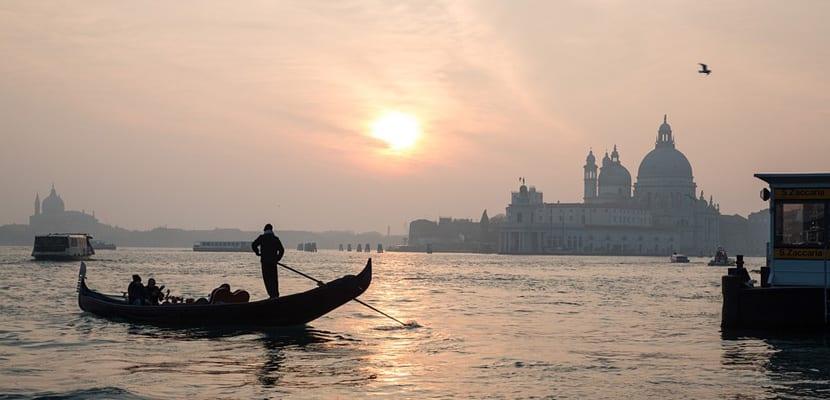 Venecia en góndola