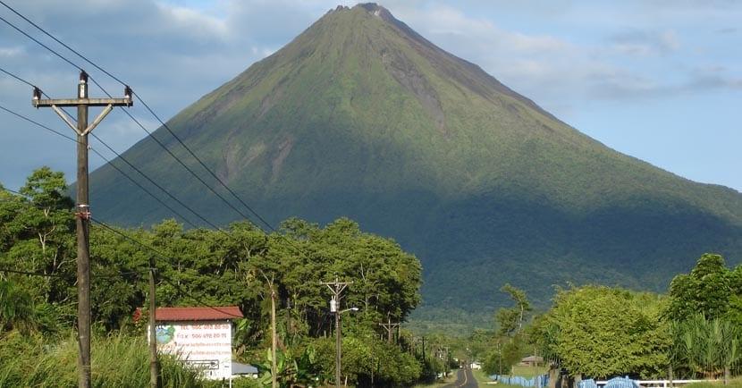 Volcán Platanar