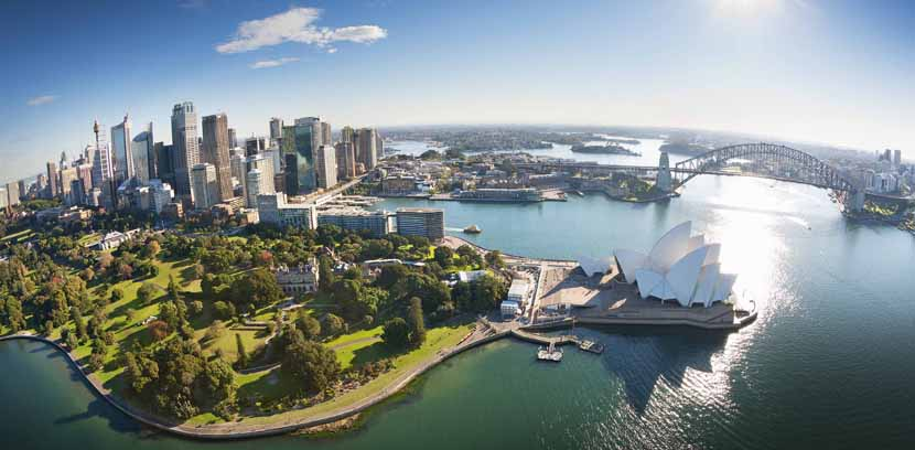 Vuelos en helicóptero en Sidney