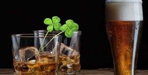 Whisky y cervezas irlandesas