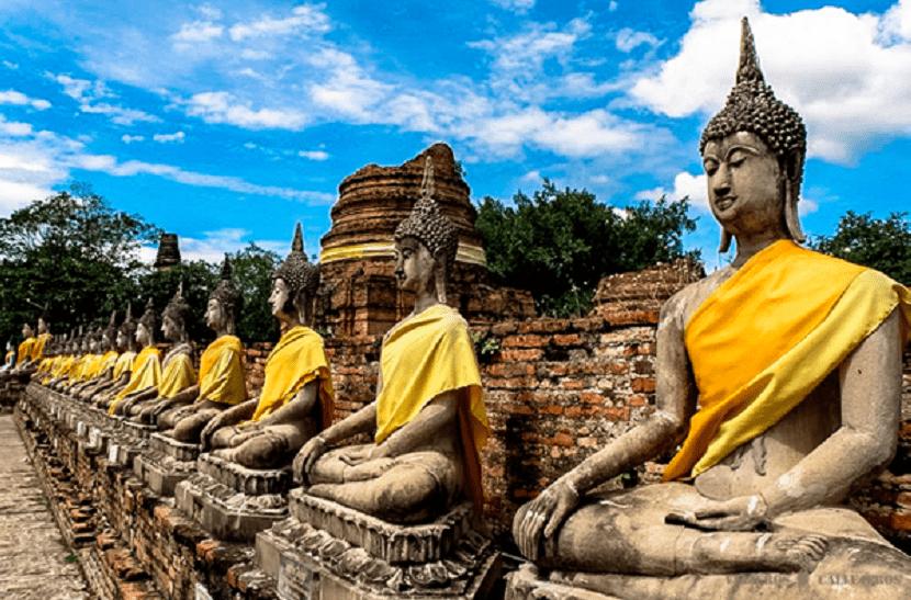 Beca para viajar por el mundo - Tailandia