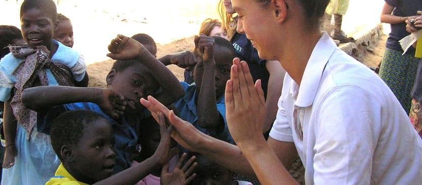 Beca para viajar por el mundo - Voluntariado