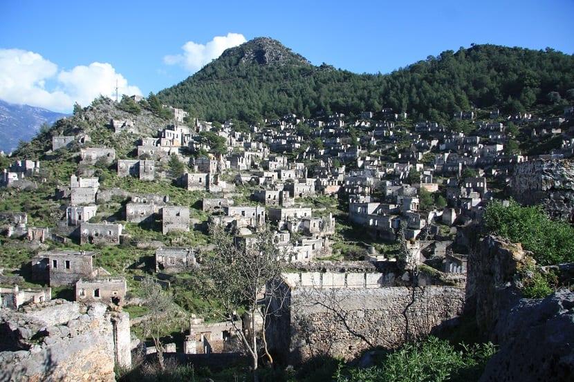 Ciudades fantasmas - Kayaköy