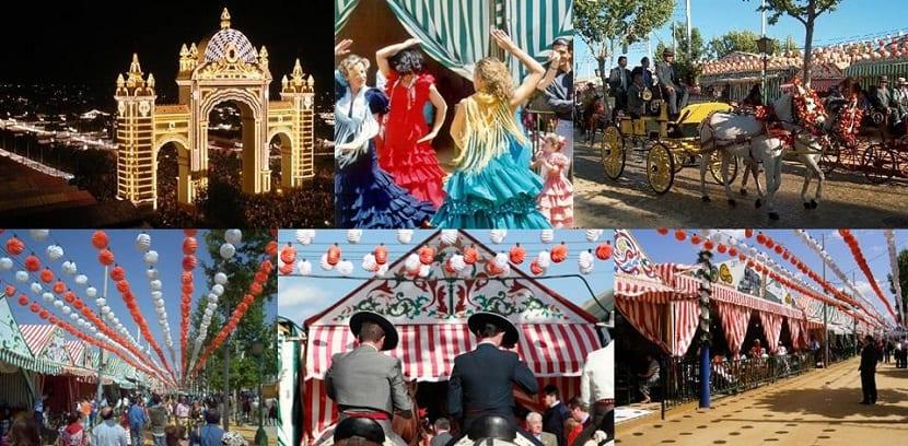La Feria de Abril de Sevilla - portada