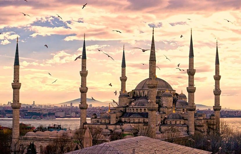Viaje literario por Europa - Estambul