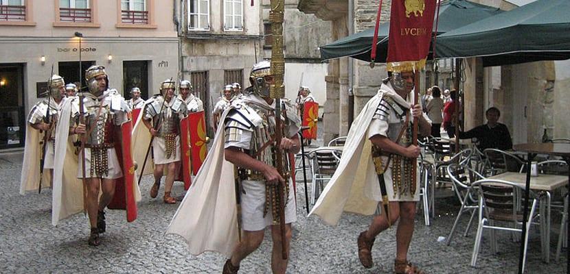 Fiesta Arde Lucus en Lugo