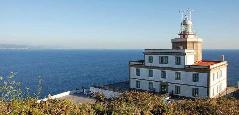 Faro en Finisterre