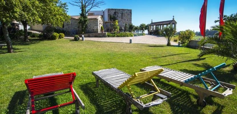 Quinta de San Amaro