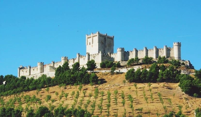5 Castillos en España que deberías visitar - Castillo de Peñafiel