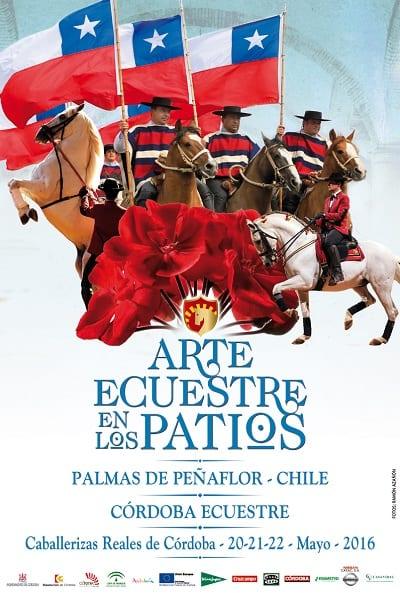 Hoy comienza la Feria de Córdoba - Espectáculo Ecuestre
