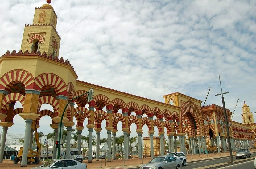 Hoy comienza la Feria de Córdoba - Portada